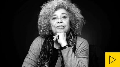 Angela Davis, American political activist, philosopher, academic, and author