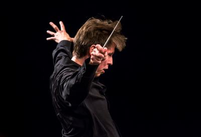 Esa-Pekka Salonen, conductor and composer