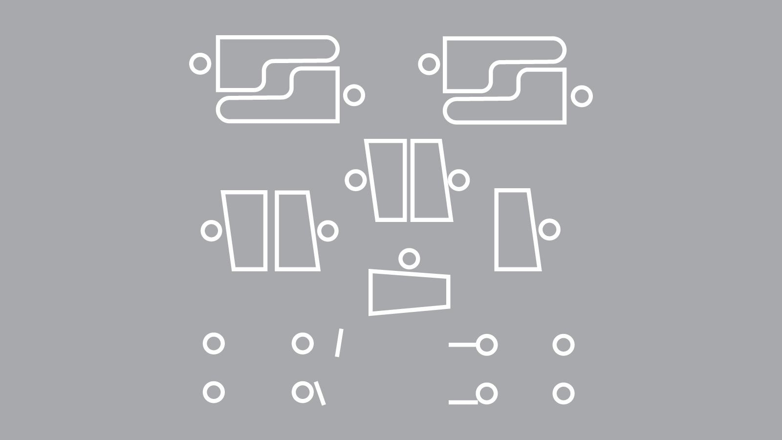 Reich: Music for 18 Musicians, illustration