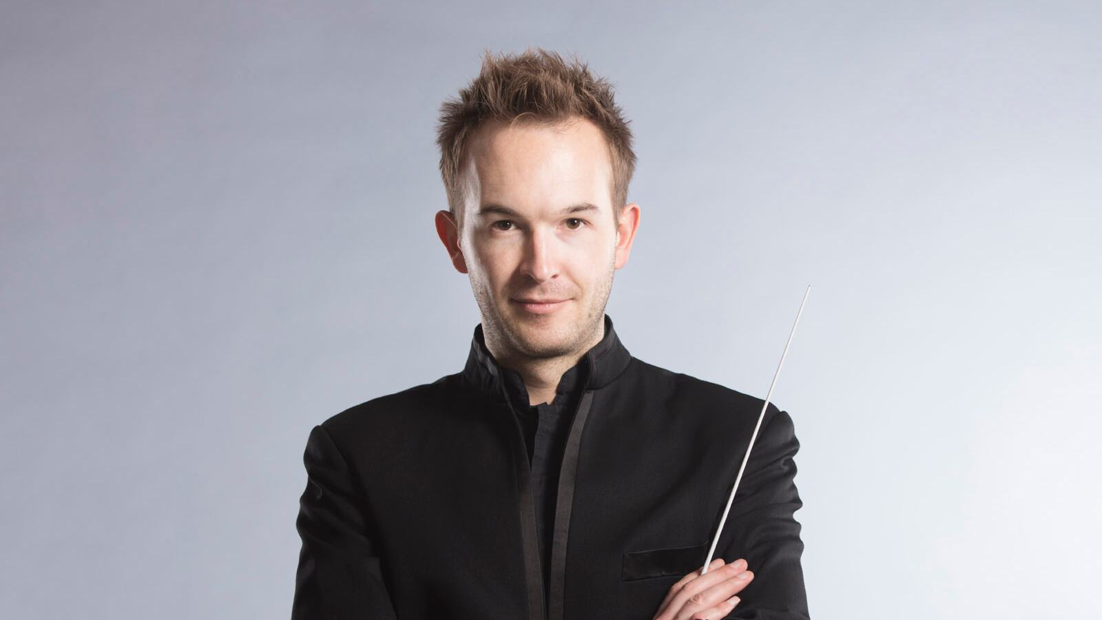 Andrew Gourlay, conductor