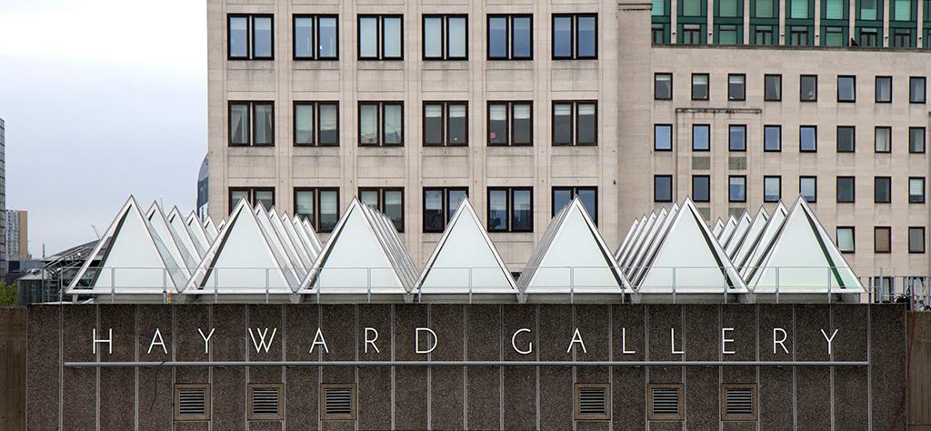 Hayward Gallery - May 2017