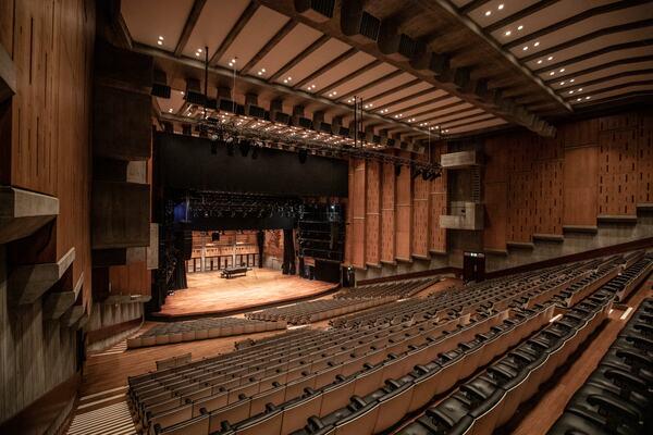 Queen Elizabeth Hall Auditorium