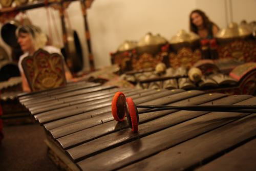 Gamelan & Dance Workshops 2008
