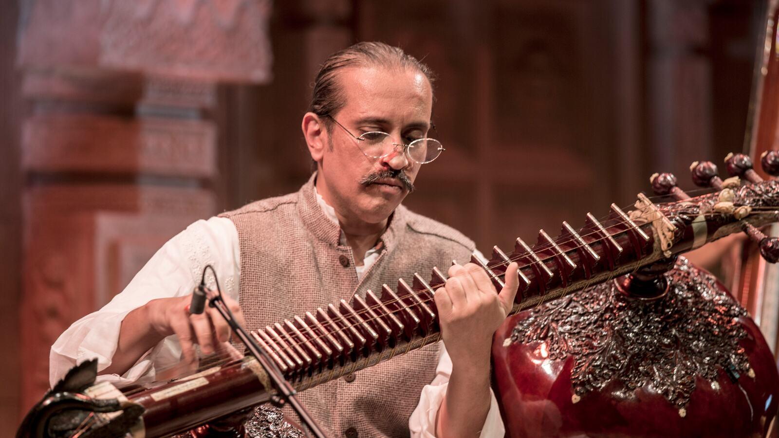Ustad Bahauddin Dagar: Music of India