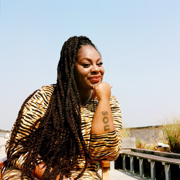 Candice Carty-Williams, author
