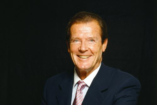 Sir Roger Moore In Conversation Playing the Hero