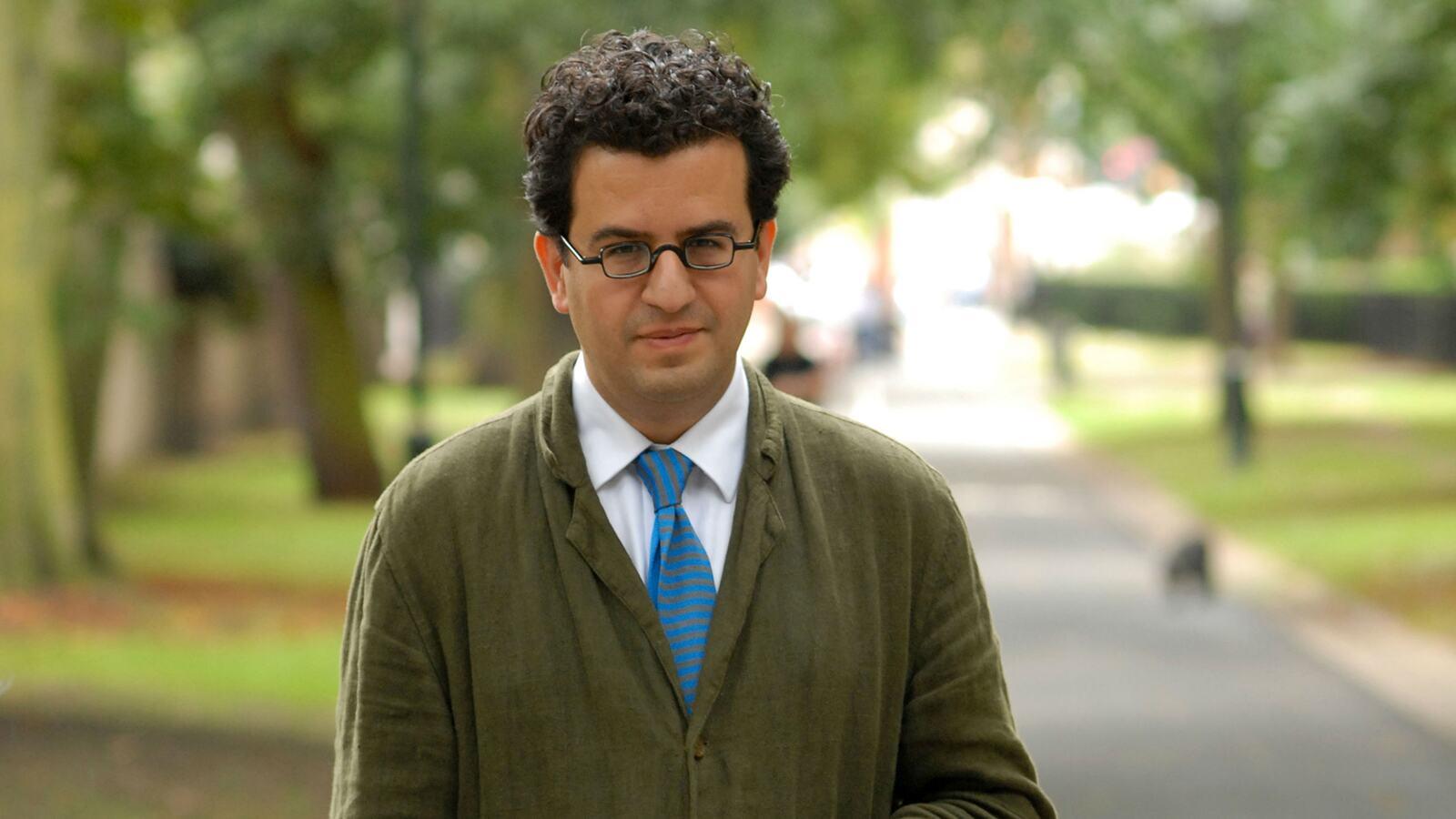Writer, Hisham Matar