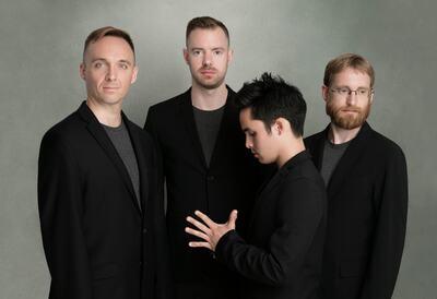 Jack Quartet & Colin Currie