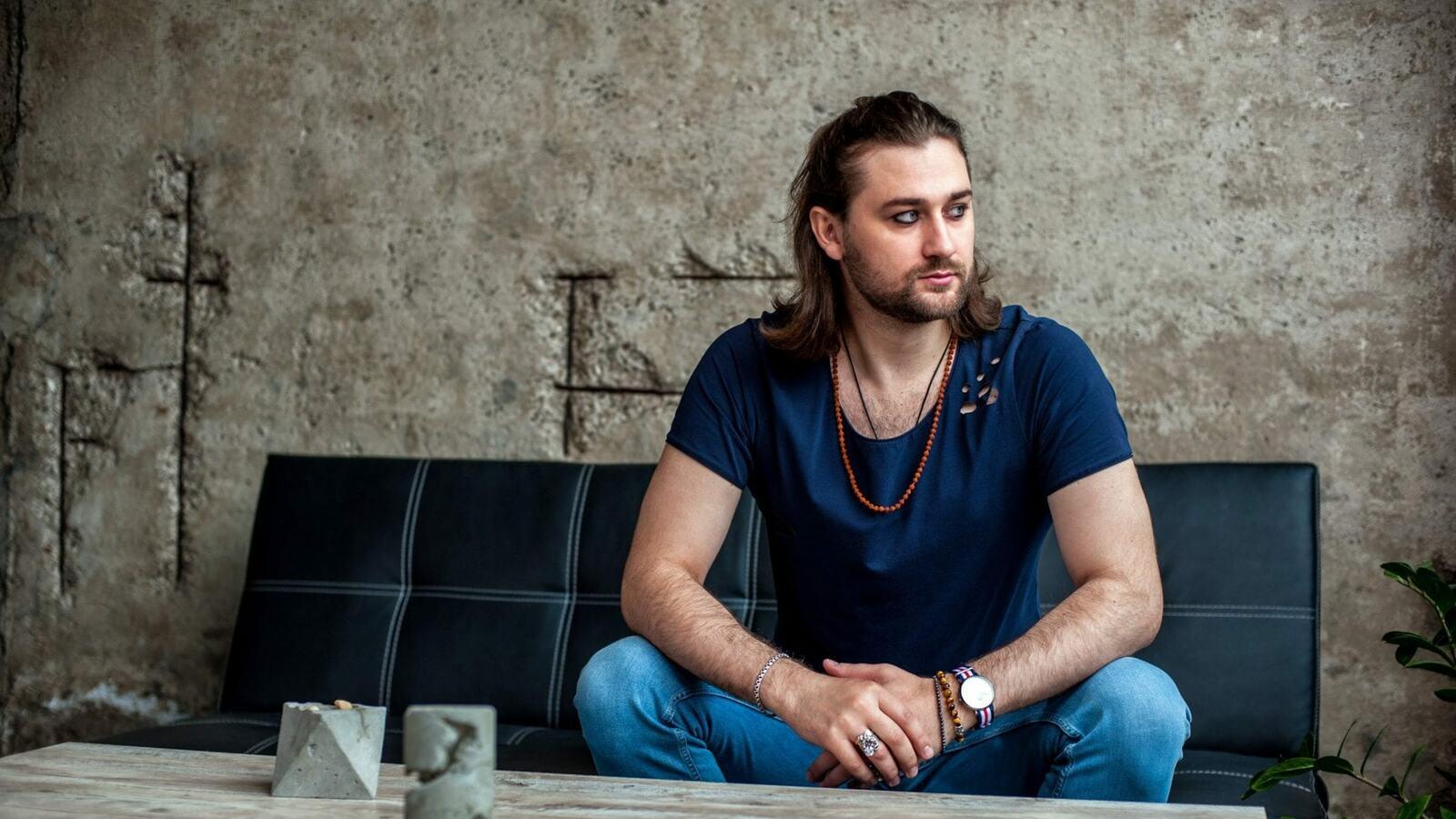 Andrei Kymach, singer
