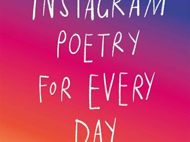 Instagram Poetry For Every Day book cover