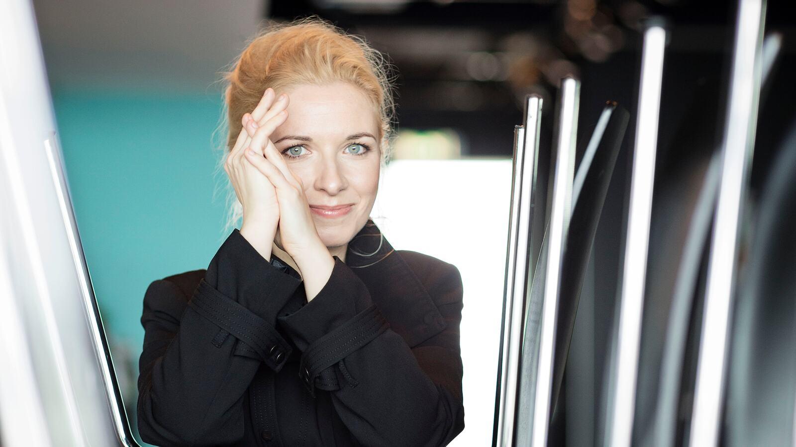 Tamara Stefanovich, pianist
