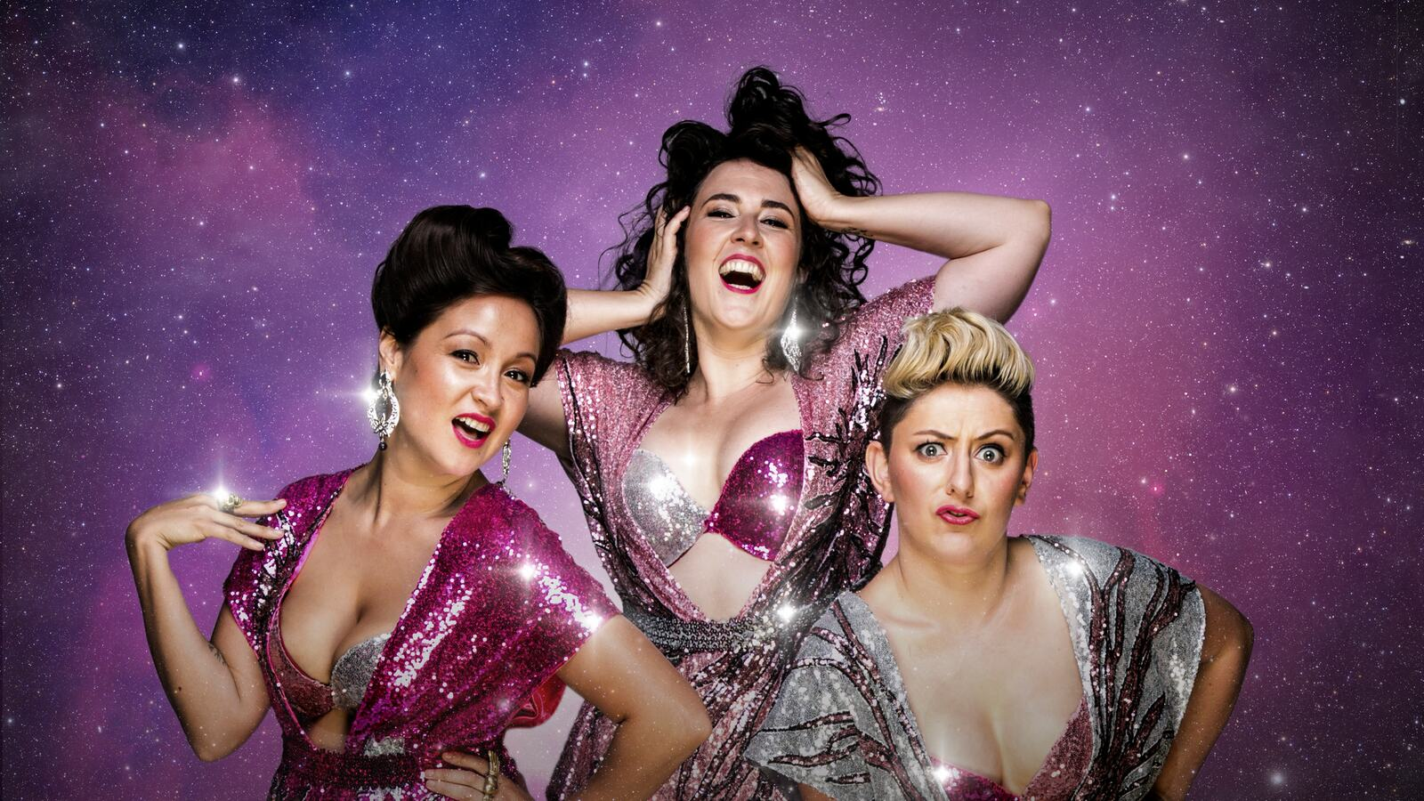 Glittery Clittery, Fringe Wives Club cabaret