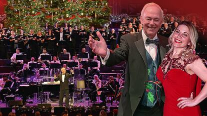 Christmas Carol Singalong at Southbank Centre