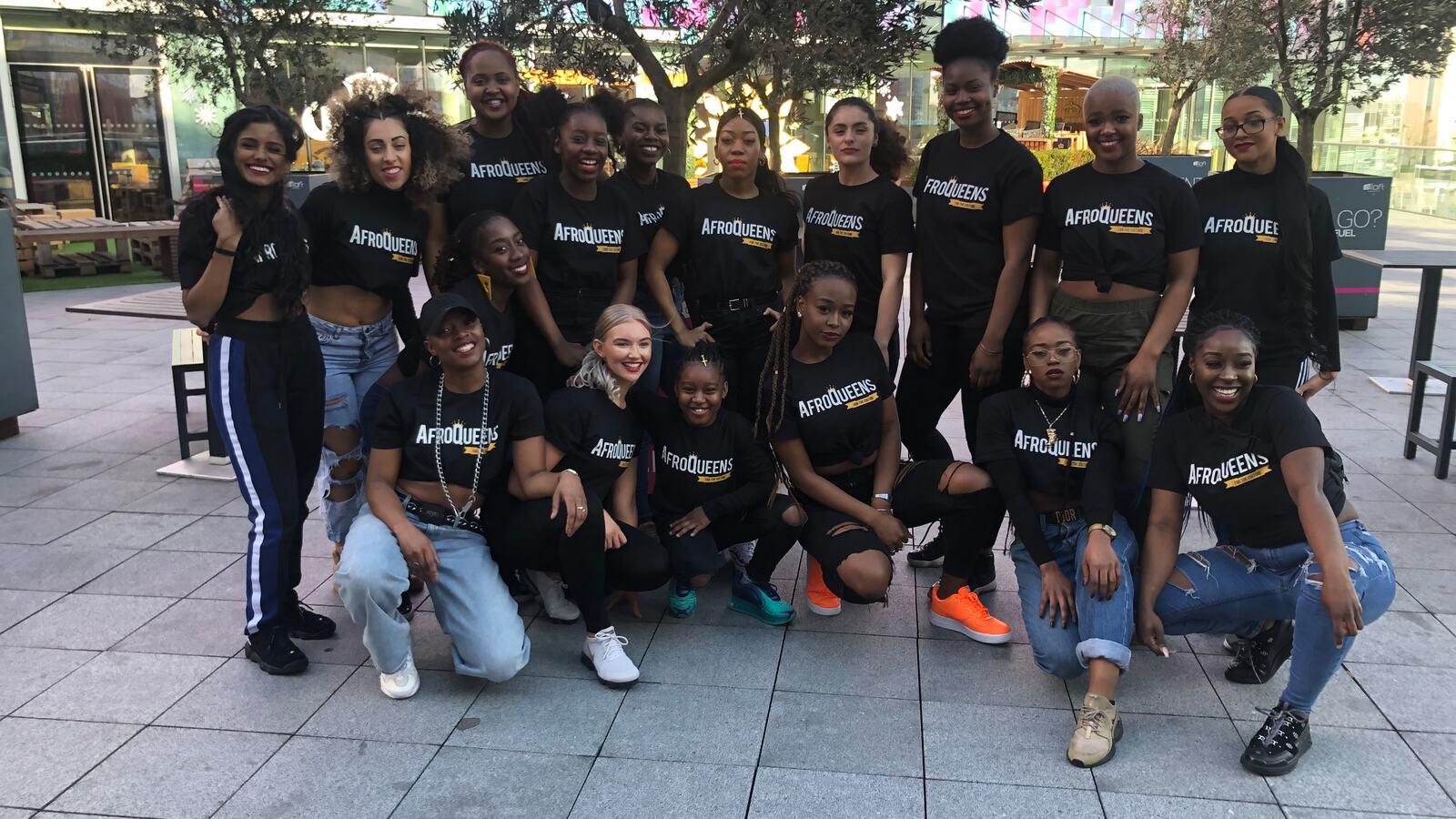 Afroqueens Dancers