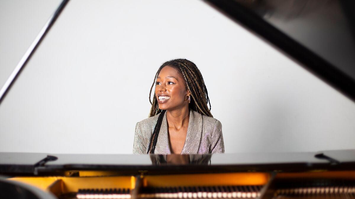 Isata Kanneh-Mason, pianist
