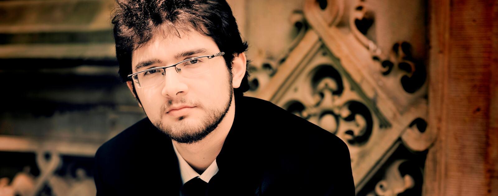 Roman Rabinovich, pianist