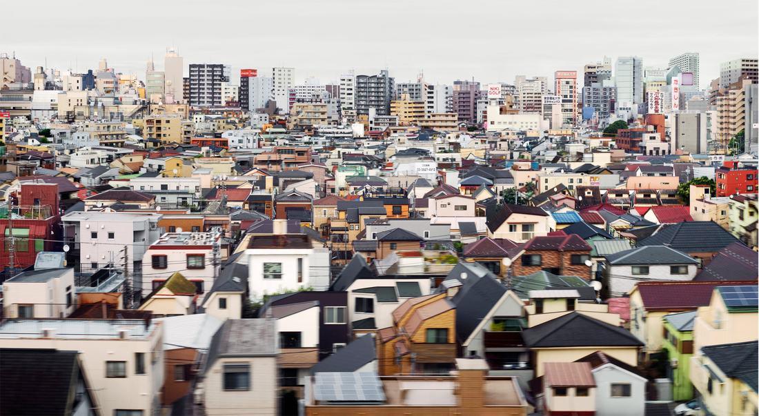 Andreas Gursky, Tokyo (2017)
