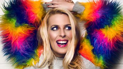 Sara Pascoe, comedian
