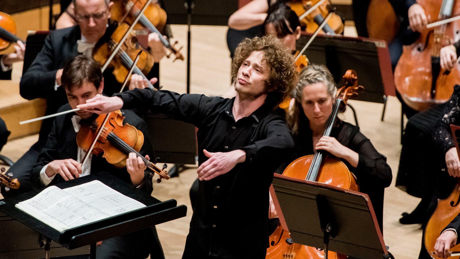 Santtu-Matias Rouvali, conductor