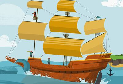 Adventure at Sea at Southbank Centre