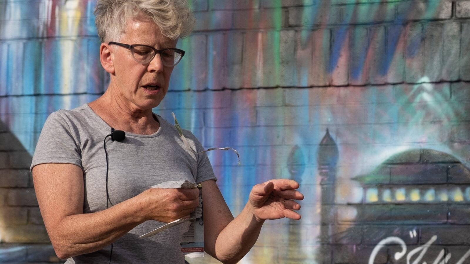 Kate Davis, poet