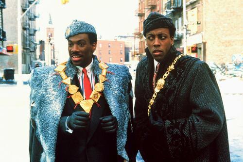 Coming to America (1988) film still