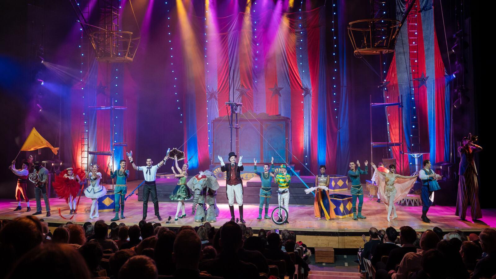 Circus 1903 at Southbank Centre