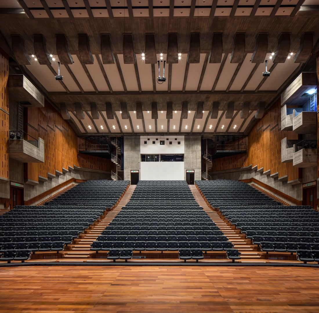 Queen Elizabeth Hall Reopening Press Selection 24
