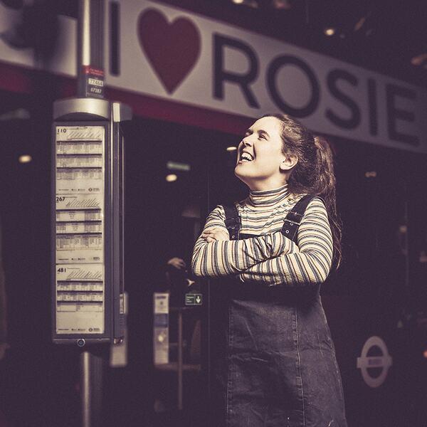 Rosie Jones image