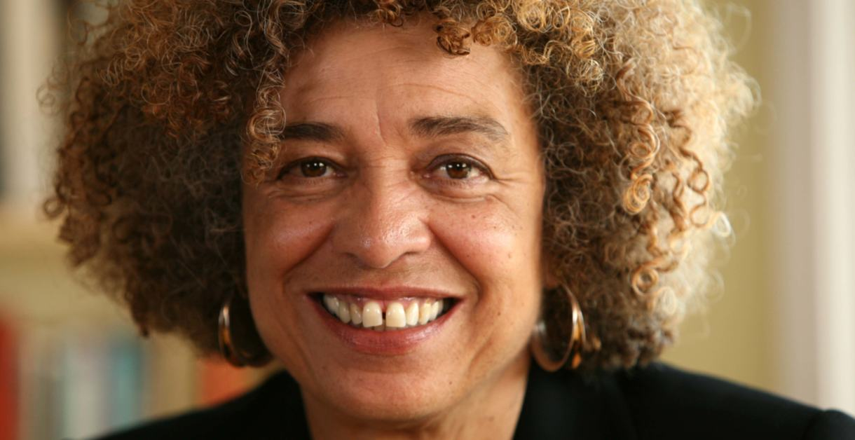Angela Davis, political activist, academic and author