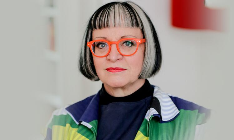 Philippa Perry, author