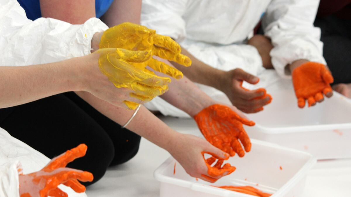 Hands on creative workshop