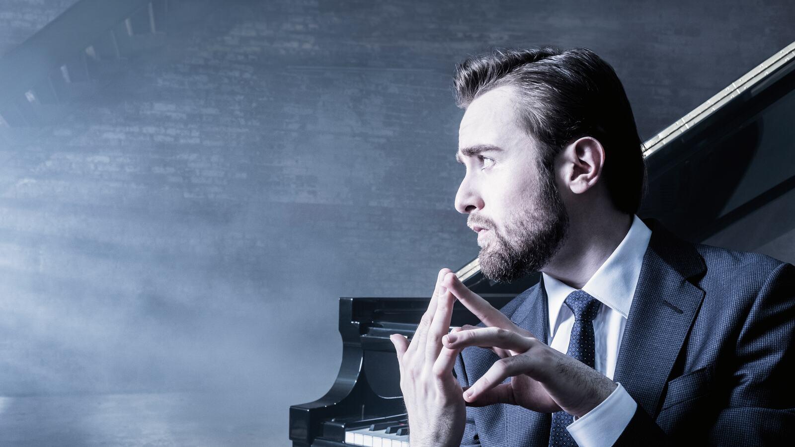 Daniil Trifonov, pianist