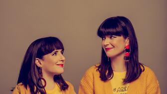 Lisa and Rachel of Bunny Productions