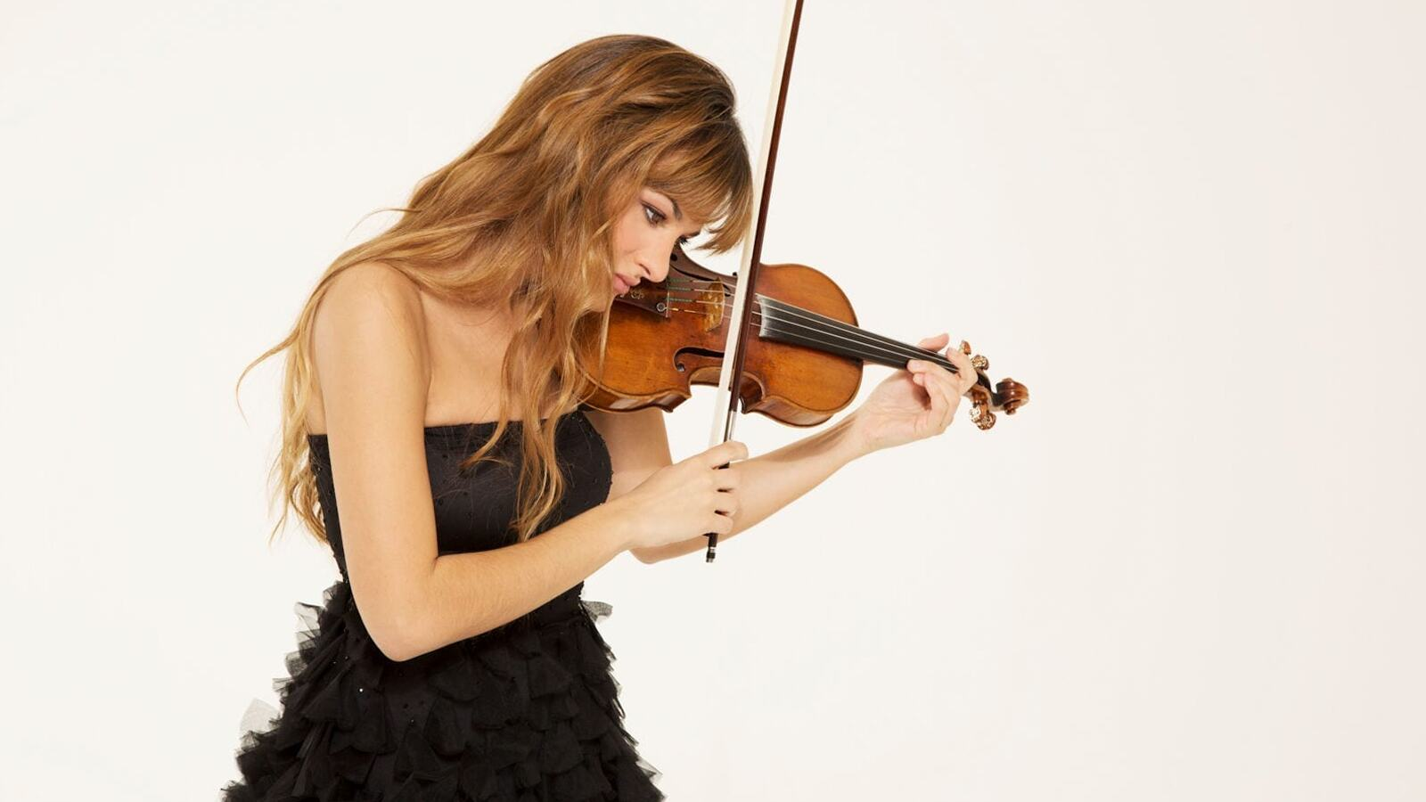 Nicola Benedetti, violinist