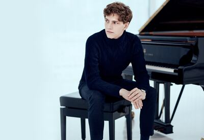 Jan Lisiecki, pianist