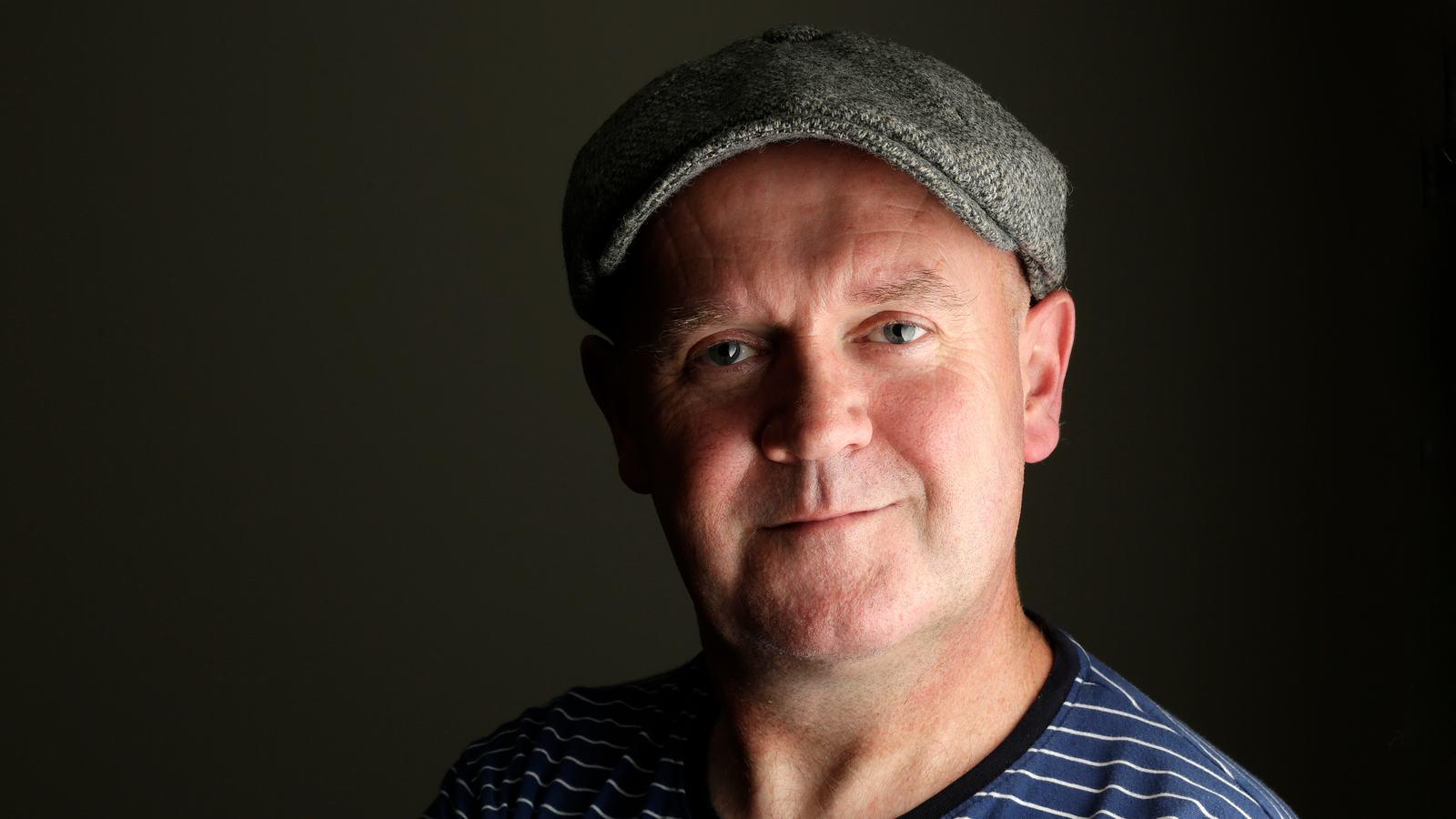 Stuart Paterson, poet