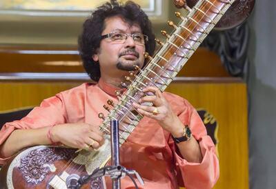 Sanjay Guha, sitar player