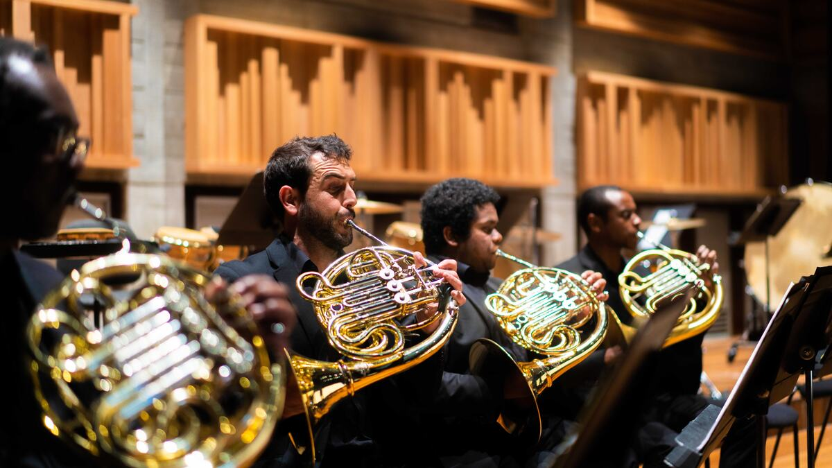 Chineke! and the African-American Symphony