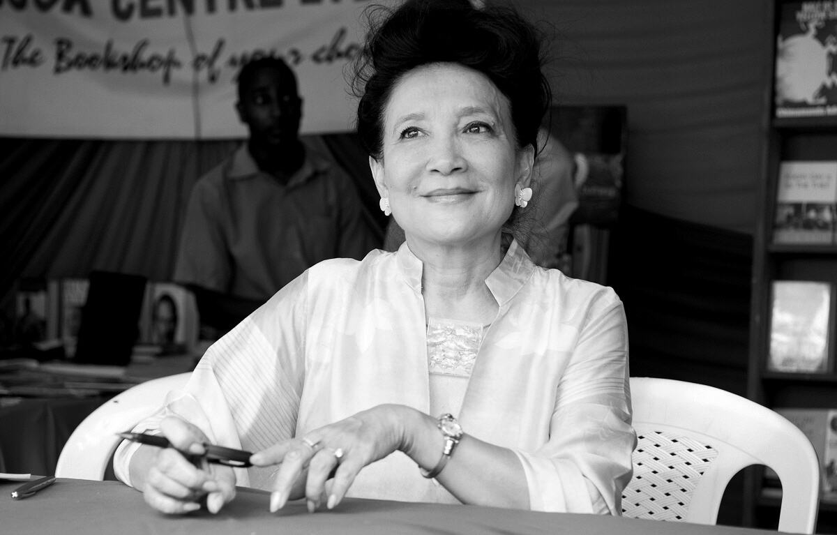 Jung Chang, author