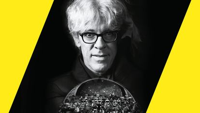 Stewart Copeland Lights Up the Orchestra