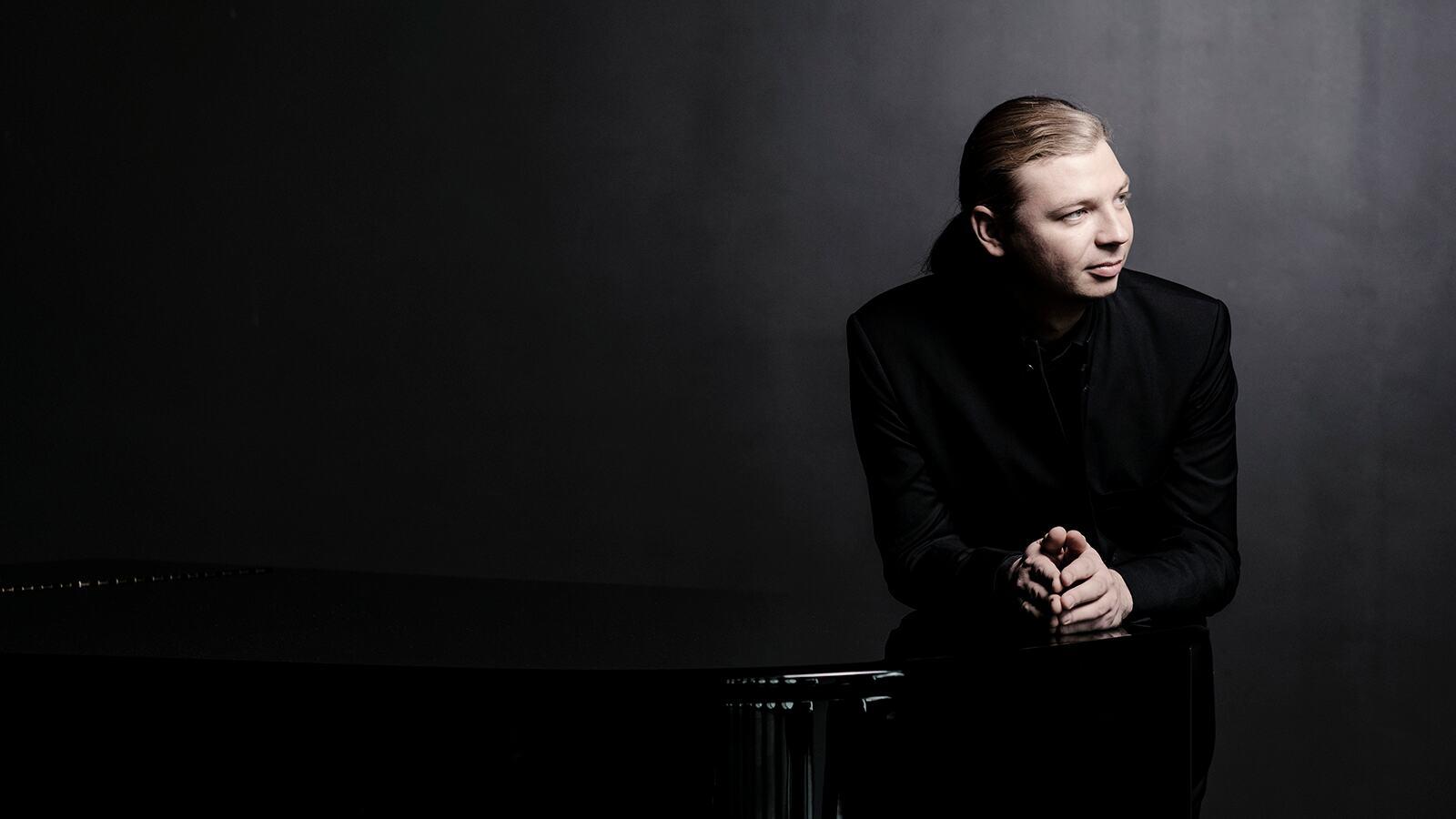 Denis Kozukhin, pianist