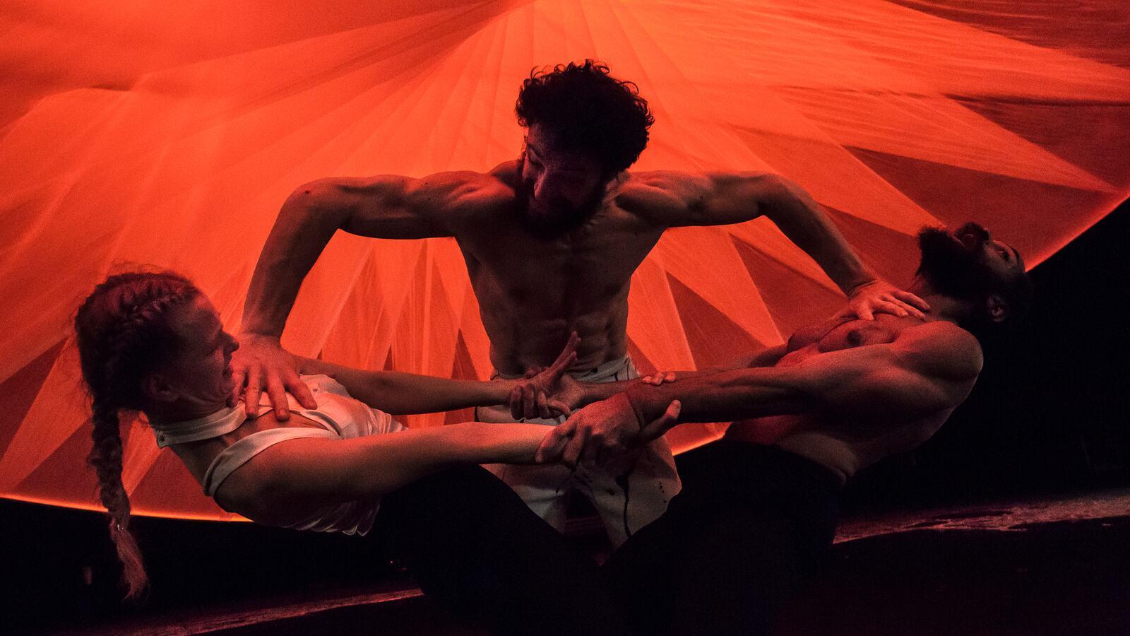 Mockumentary of a Contemporary Saviour by Ultima Vez
