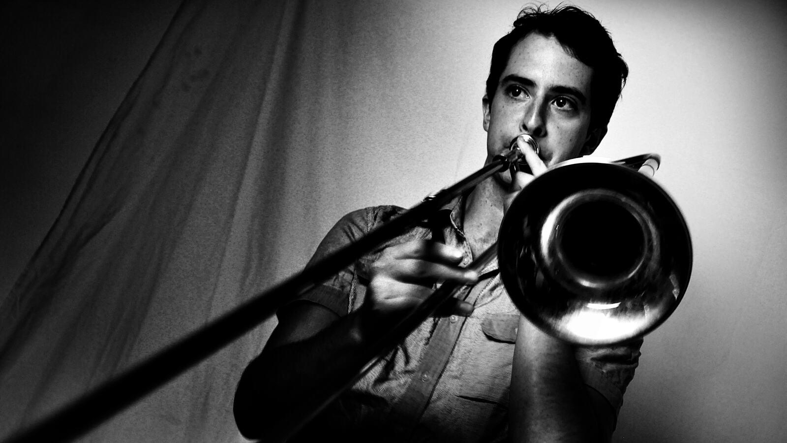 Tom Green, trombonist