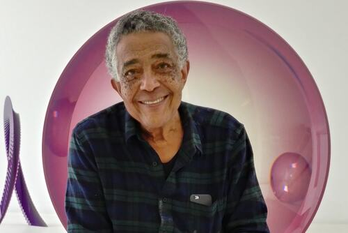Fred Eversley, American sculptor