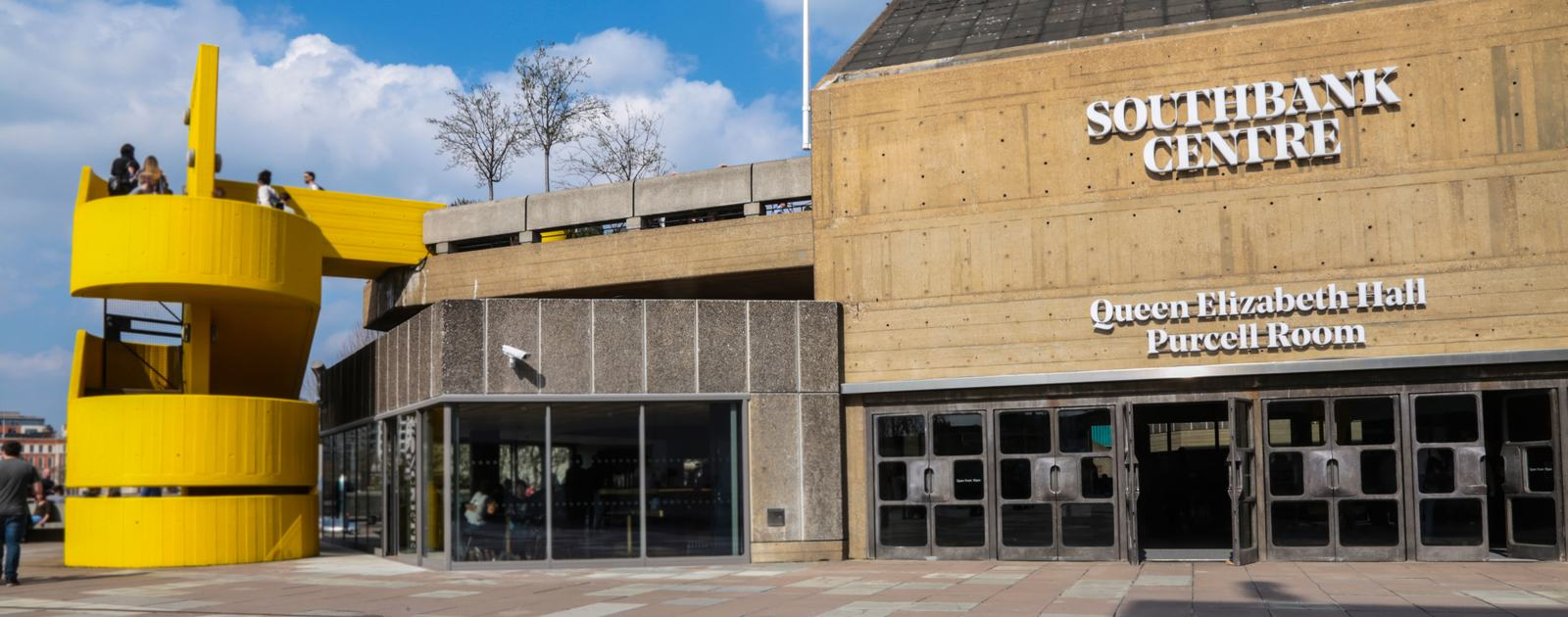 Queen Elizabeth Hall & Purcell Room reopen | Page 46