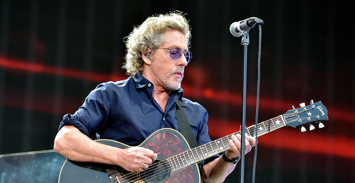 An Evening with Roger Daltrey