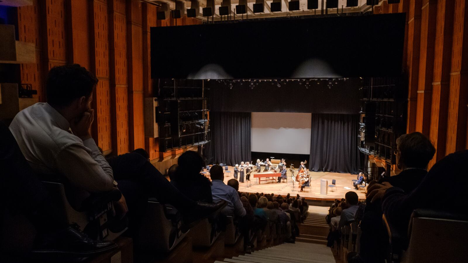 City of London Symphonia at Queen Elizabeth Hall, Southbank Centre