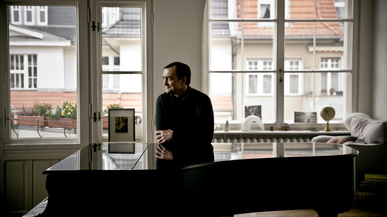 Pierre-Laurent Aimard.Photo: Marco Borggreve