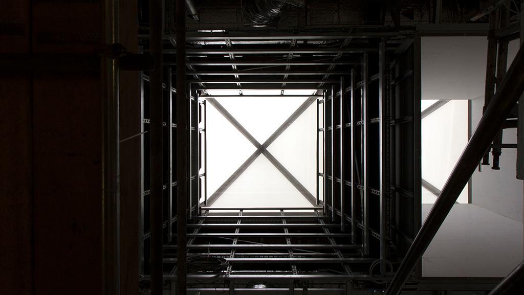 Hayward Gallery Rooflight - May 2017